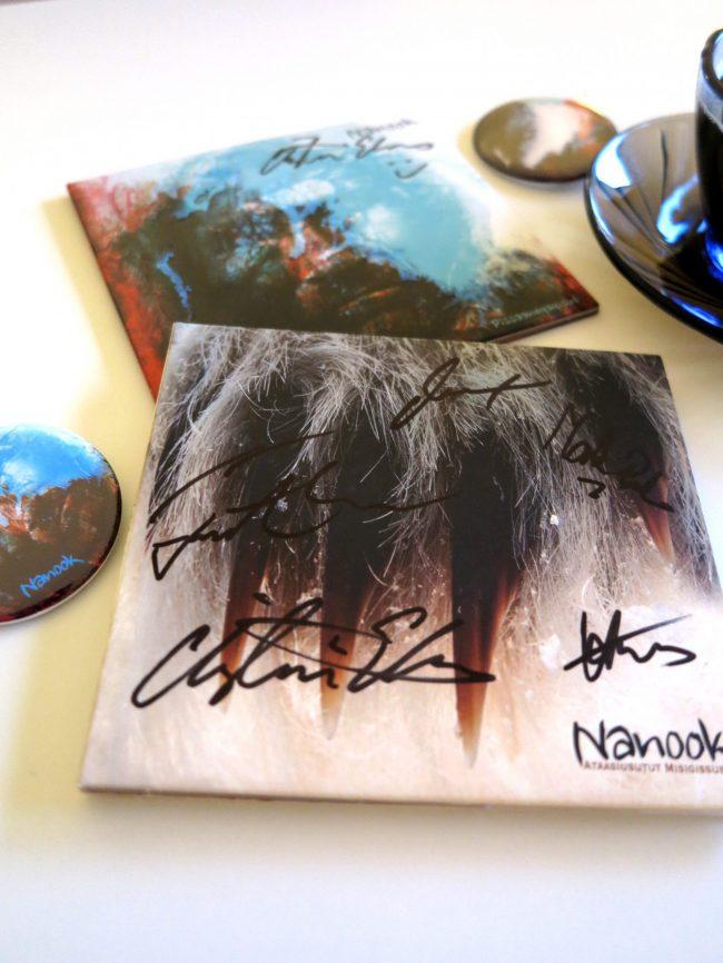 Nanook albums