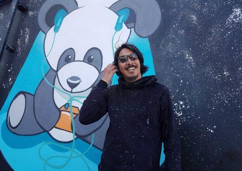 Panda Nuuk Malik